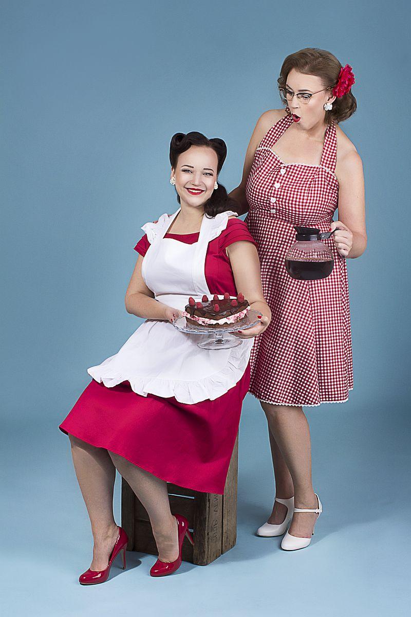 Caroline Alink en Emma Polak van Latte Heart Coffee & Cakes