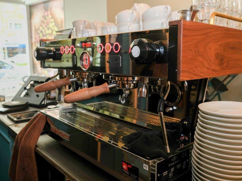 Marzocco espressomachine