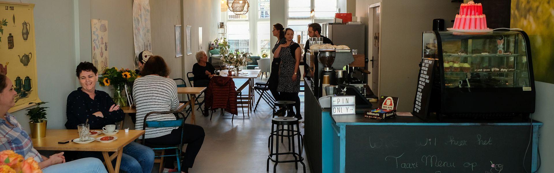 Het verhaal van Latte Heart Coffee & Cakes in Schiedam